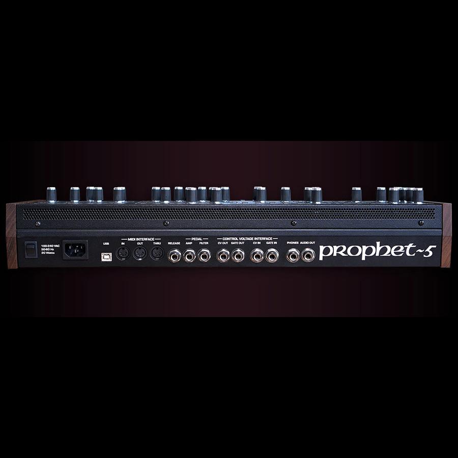 Sequential Prophet 5 Desktop