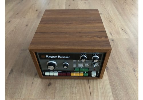 Roland TR-66 Rhythm Arranger Owned By Moby