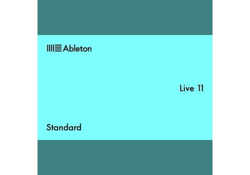 Ableton Live 11 Standard (Download)