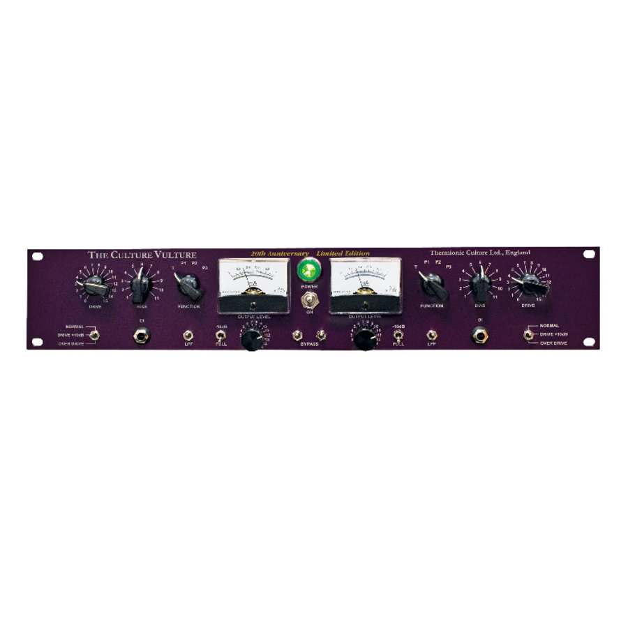 Thermionic Culture Vulture 20th anniversary LE