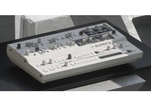 UDO Super 6 Desktop Synth