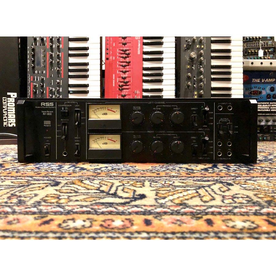 Roland RSS RV-800 Vintage Stereo Reverb