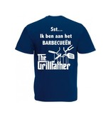 BBQ grillfather shirt