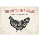 RoughMark Kip Sticker cuts of chicken BBQ