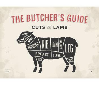 RoughMark Lam Sticker BBQ