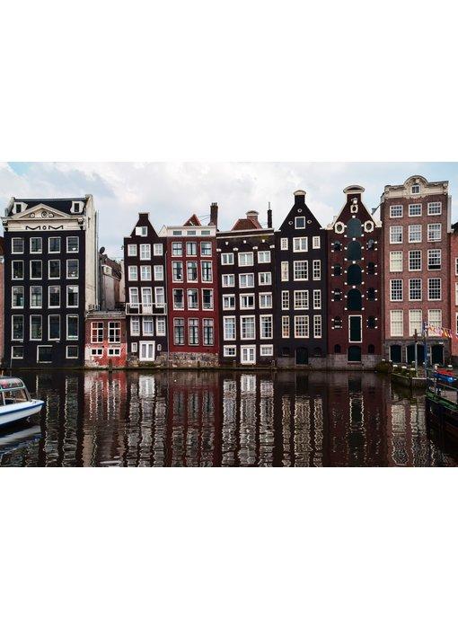 RoughMark Sticker Amsterdamse grachten