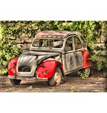 RoughMark Sticker vintage 2cv