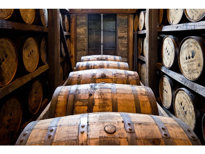 RoughMark Sticker whisky vaten