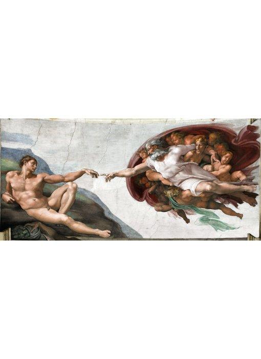 RoughMark Sticker Da Vinci Creation of man