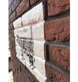 RoughMark Sticker Edvard Munch Schreeuw