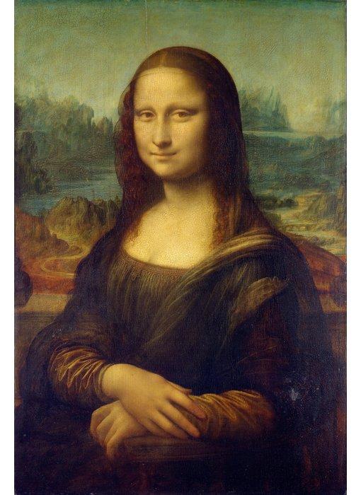 RoughMark Sticker Da Vinci Mona Lisa