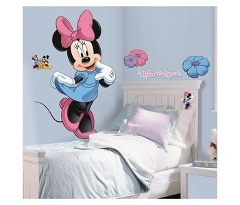 Walt Disney Minnie Mouse muursticker 2