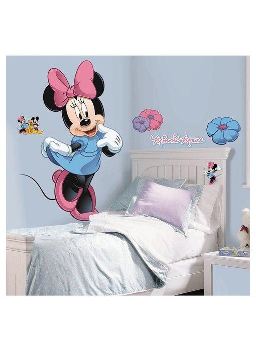 Walt Disney Minnie Mouse muursticker 2