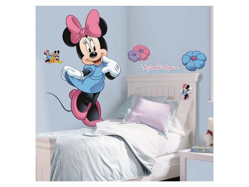 Disney Minnie Mouse muursticker 2