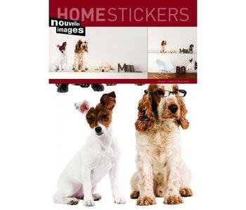Home Stickers Sticker honden