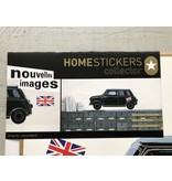 Home Stickers Sticker car mini cooper