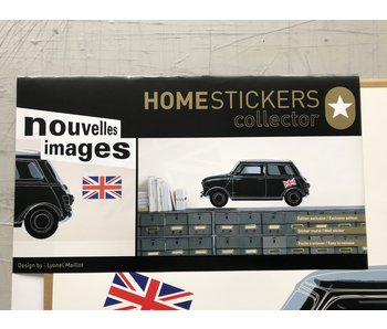 Home Stickers Sticker car mini cooper
