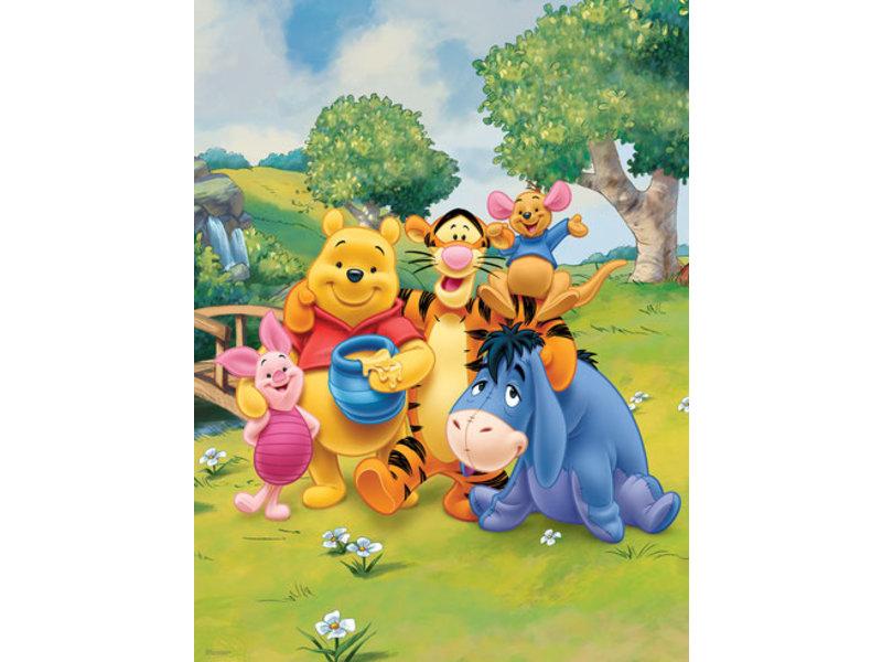 Fotobehang Winnie the Pooh