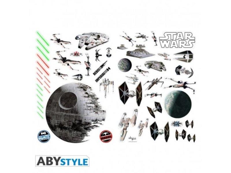Star wars Battle  star galactica