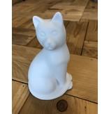 Clayre & Eef Tafellamp kat klein