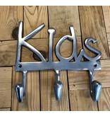 Light&Living Aluminium kapstok Kids