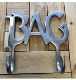 Light&Living Aluminium kapstok Bag