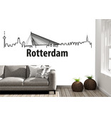 Rotterdam-skyline-muursticker 2
