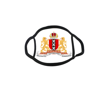 Mondmasker Amsterdam wapen