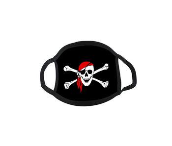 Mondmasker Piraat