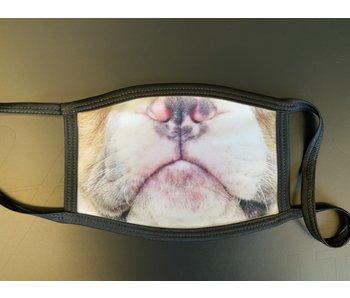 Versierendoejezo Mondmasker hond