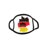 Mondmasker Vlag Duitsland
