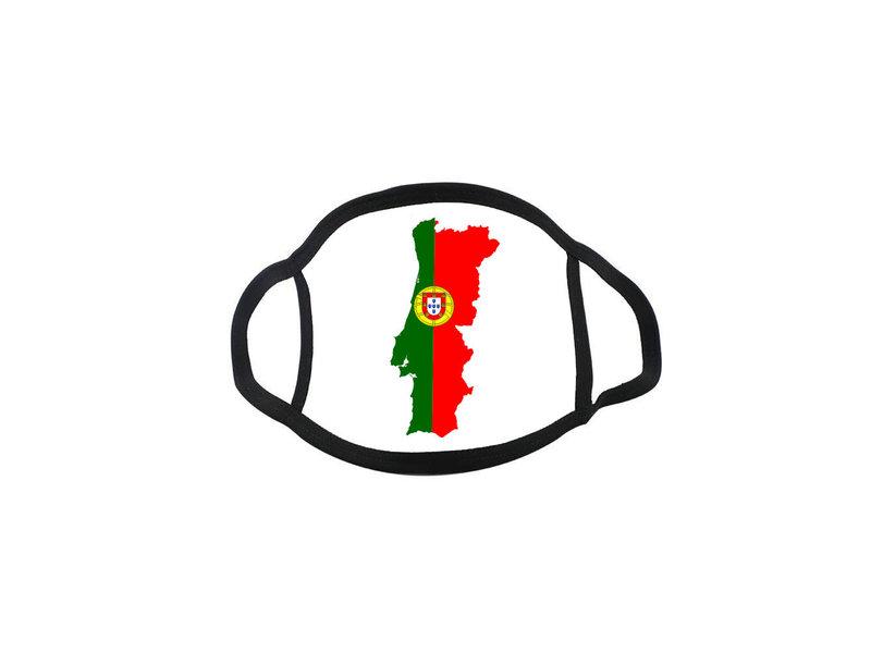 Mondmasker Vlag Portugal