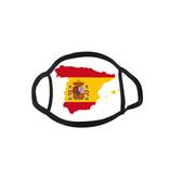 Mondmasker Vlag Spanje