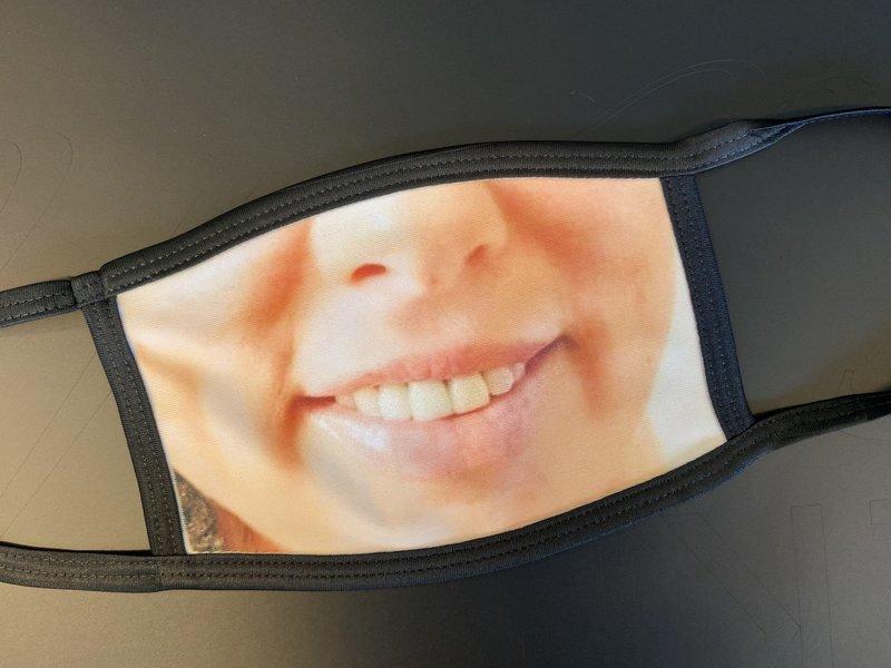 Versierendoejezo Mondmasker Eigen print wasbaar 60℃ - Copy