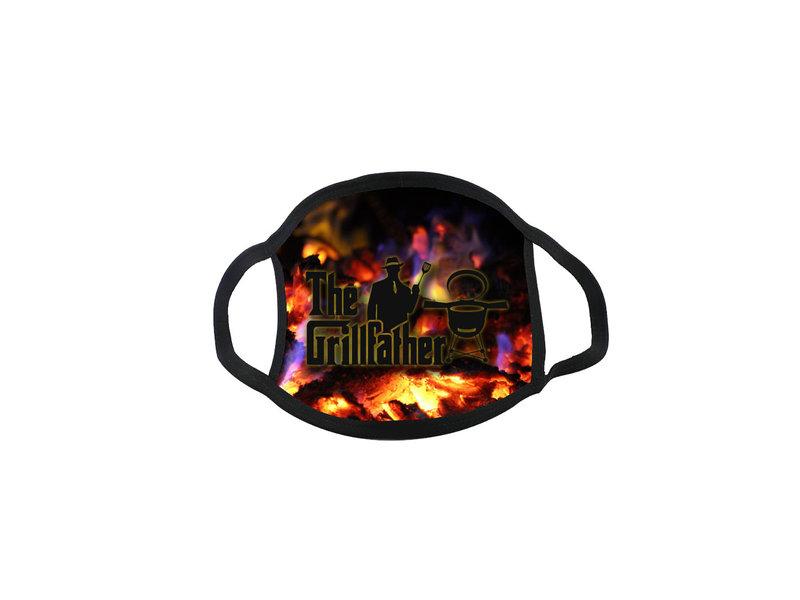Mondmasker BBQ Grill Father