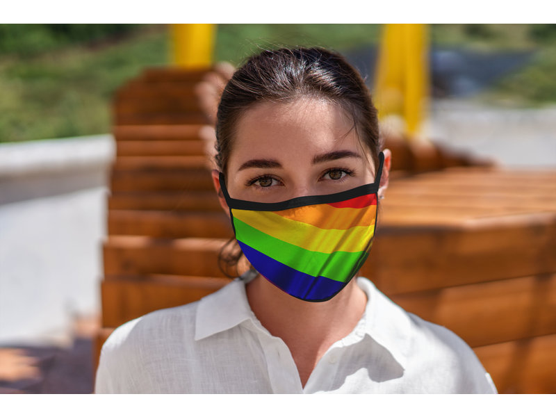 Mondmasker LGBT