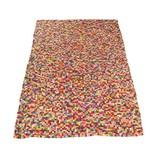 Rocaflor Vloerkleed Viltbolletjes 160x230cm Kleurrijk