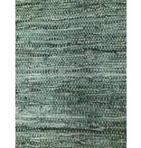 Rocaflor Vloerkleed Gerecycled Leer Petrol/Groen 80x140cm