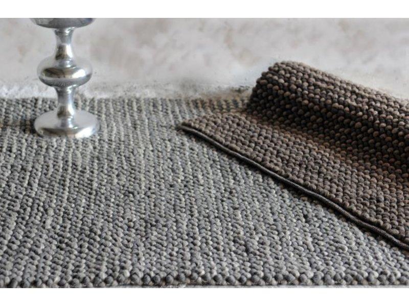 Rocaflor Vloerkleed wol Baker 160x230 grijs