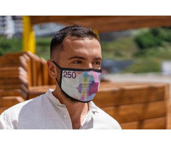 Mondmasker 250 gulden biljet
