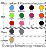 Versierendoejezo Muursticker pray more worry less in de kleur zwart. Eenvoudig aan te brengen op muur, deur of raam. In verschillende kleuren beschikbaar. Afmeting: 50 cm x 55 cm