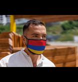 Mondmasker Vlag Armenië