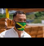 Mondmasker Vlag Jamaica