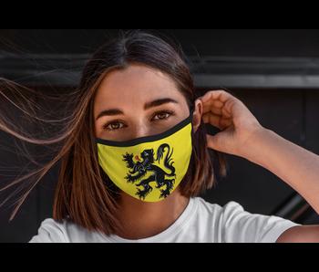 Mondmasker Vlag Vlaanderen