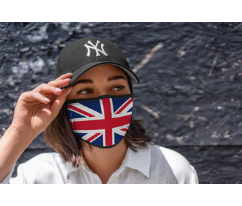 Mondmasker Vlag UK