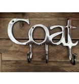 Light&Living Aluminium kapstok Coat