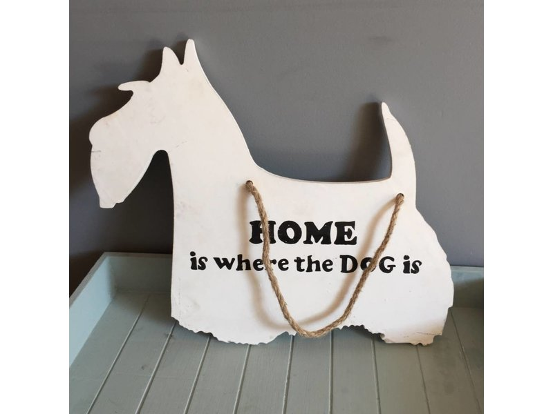 Houten hond