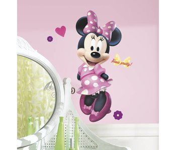 Disney Minnie Mouse muursticker