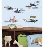 Disney Planes muurstickers