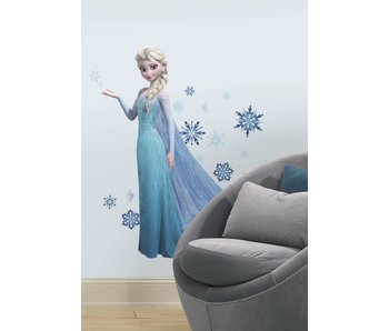 Disney Frozen Elsa groot muursticker